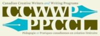 Canadian Creative Writers and Writing Programs logo