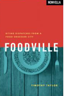 Foodville book cover