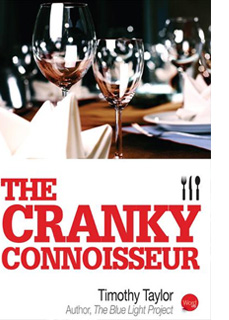 The Cranky Connoisseur book cover