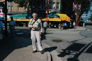 Fred Herzog portrait